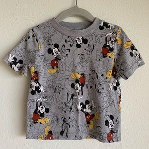 4 for $15 | Disney Toddler Boys Tee | 18MO | GUC